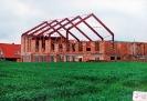 Bau des Gemeindehauses in Heidenoldendorf 1991-1993